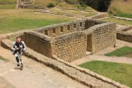 This is the most import an Inca ruins in Ecuador
