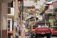 Typical Ecuadorian Village