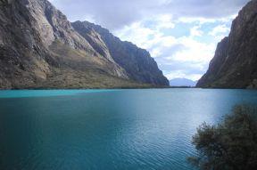The laguna Orconcocha