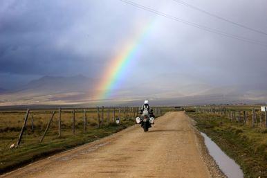 Rainbows.
