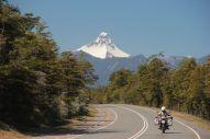 Fantastic mountains surround this area.