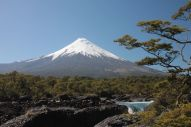 The volcano Osorno is a fantastic view, from all perspectives.