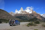 Now THATS a mountain! The Fitz Roy!