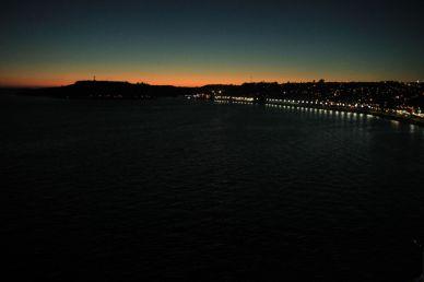 Sunset in Puerto Montt