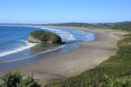 On the northern coast of Chiloe
