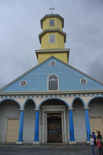Many old wooden churches are the main attractions of the island.