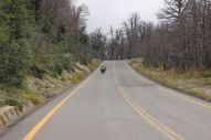 The national park of Puyehue is very nice with a great road.