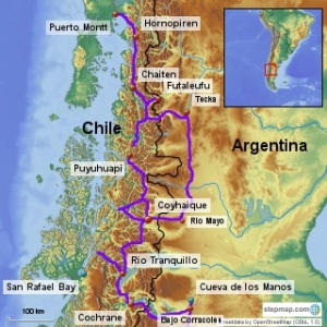 Our time on the Carretera Austral