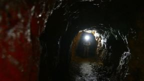 Some of the tunnels are open to public and you can walk in there for.a few hundred meters.