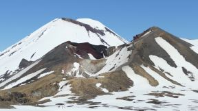 the two volcanos