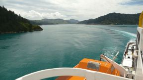 Fantastic cruise on the way to Picton