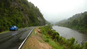 In the Buller River valley