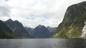 The Doubtful Sound is actually a fjord...