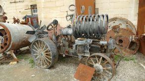 Cool fantasy tractor...