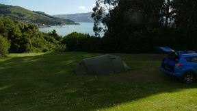 Not the worst campsite....